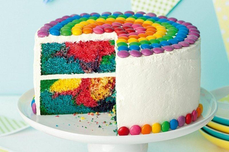 The Ultimate Bubblegum Birthday Cake Food Glorious Food