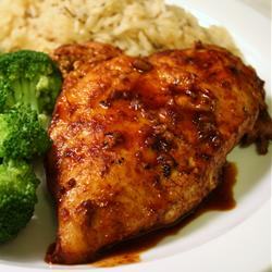 Chicken and Red Wine