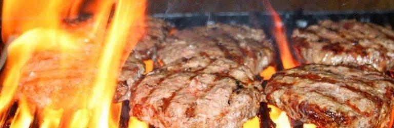 Grilled El Diablo Burger