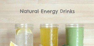 Healthy Homemade Drinks