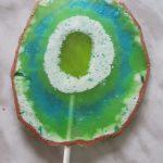 Agate Rock Lollipops