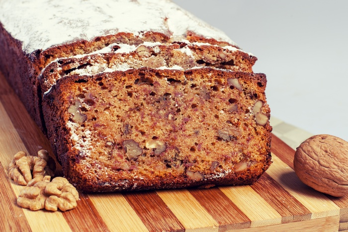 Easy Sugar-Free Banana Bread!