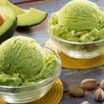 Avocado Pistachio Ice Cream