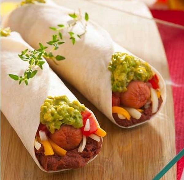 Mexi-Dog Rollups
