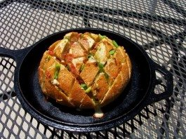 Grilled Pull-Apart Bread