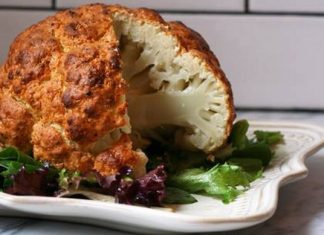 Roast Cauliflower Recipe