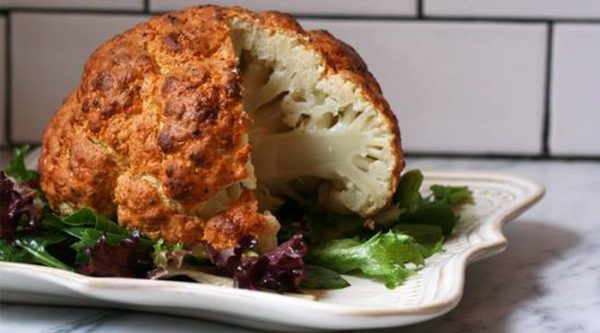 Roast Cauliflower Recipe