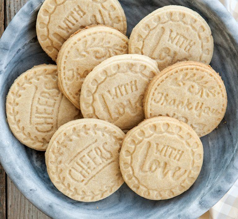 Valentine Vanilla Sugar Cookies