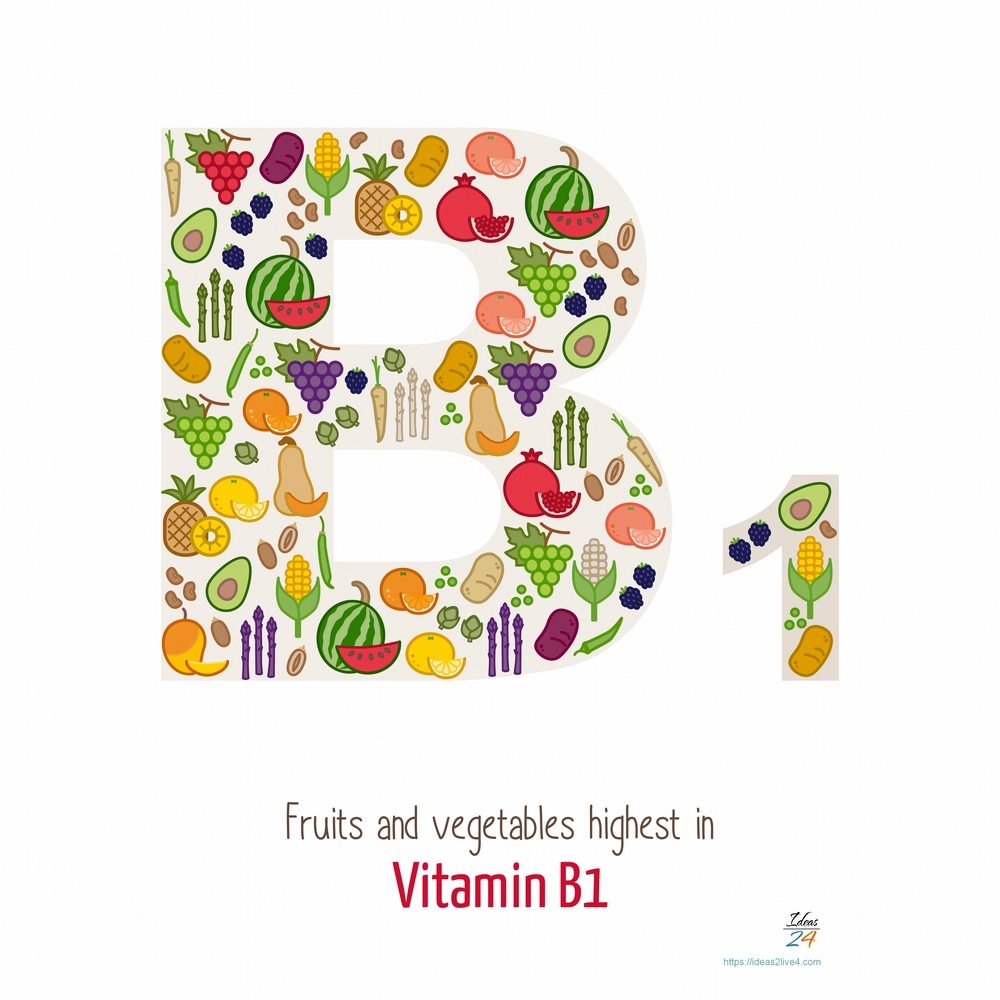 What you need to know about Vitamin B1
