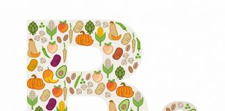 Fruits and vegetables highest in vitamin B3