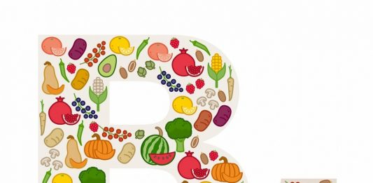 Fruits and vegetables highest in vitamin B5