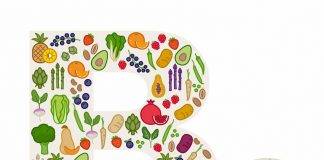 Fruits and vegetables highest in vitamin B9