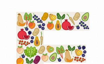 Fruits and vegetables highest in vitamin E