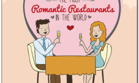 Seduction Unlimited – 10 Unashamedly Romantic Restaurants