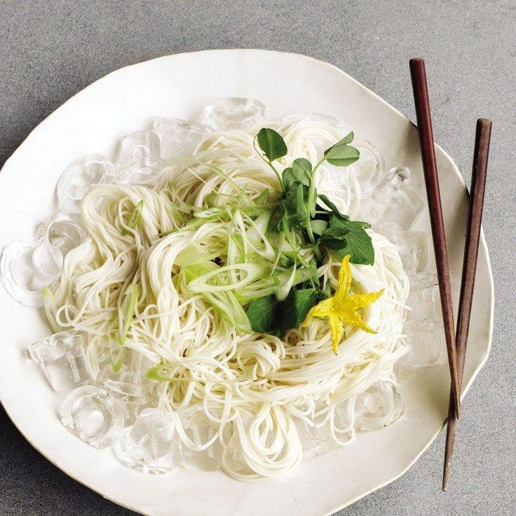 Summertime Sōmen Noodles