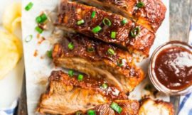 Make-Ahead Instant Pot Grilled Ribs
