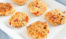 Healthy Baked Crab Cakes Recipe