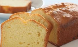 5-Ingredient Pound Cake