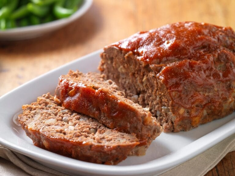 Easiest Beef Meatloaf