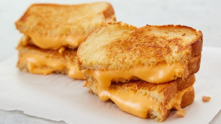 Immaculate Grilled Cheese